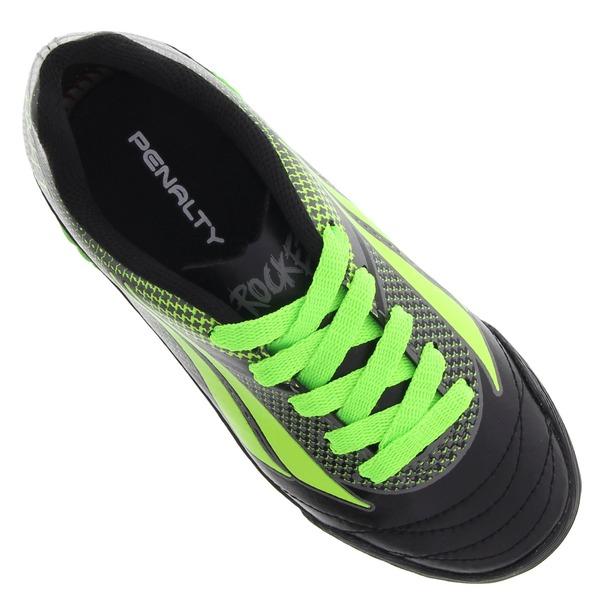 1288167955 Chuteira Futsal Penalty ATF K Rocket VII IN - Infantil