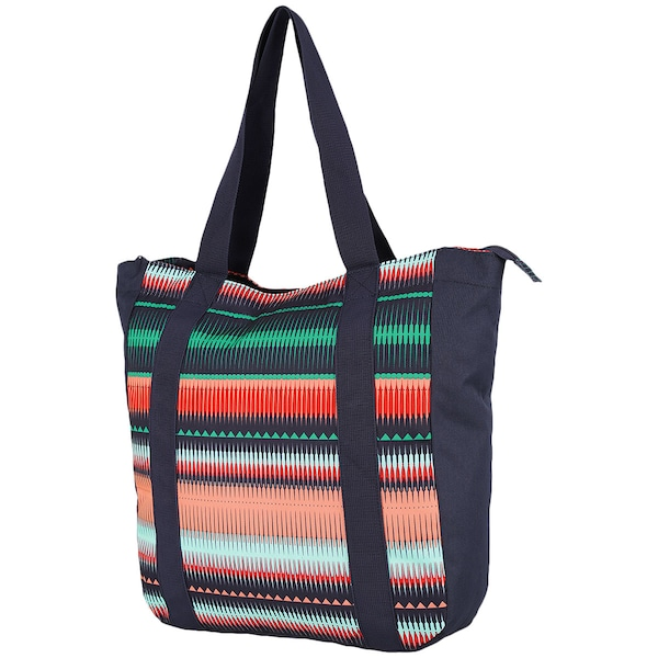 Bolsa Roxy Quicksand Jagged Stripe