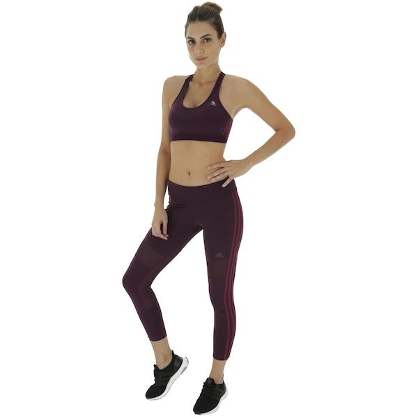 Top Fitness com Bojo adidas Vwo Pad - Adulto
