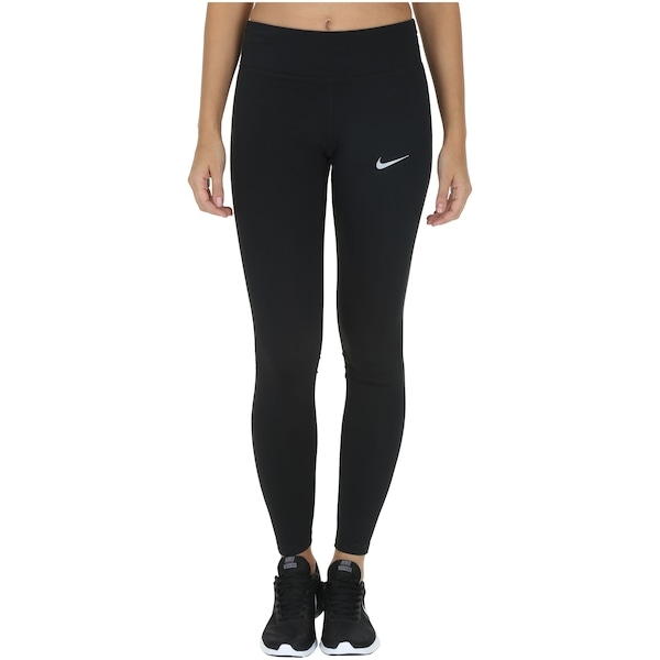 Calça Legging Nike Power Essential Run Tight - Feminina