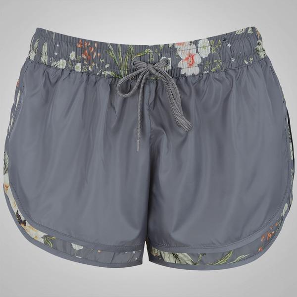 Shorts Farm Rio Detalhe Floral Anita - Feminino