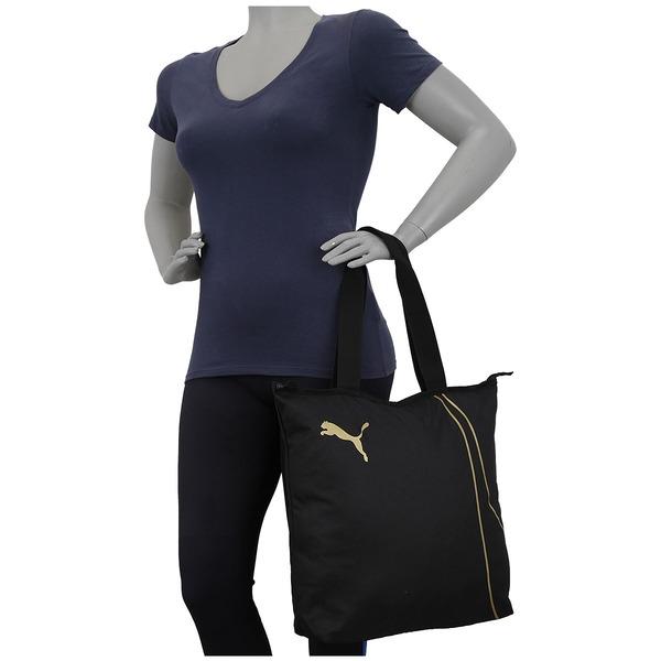 Bolsa Puma Fundamentals Shopper - Feminina