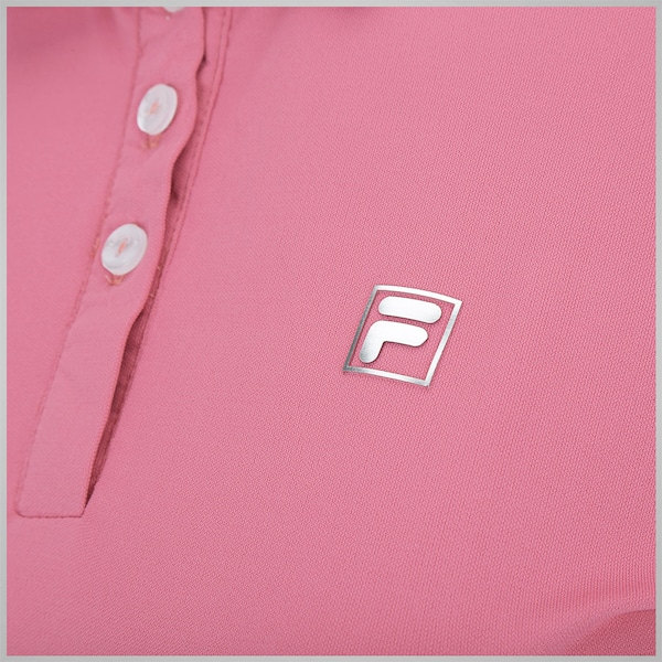 bede08996d Camisa Polo Fila Plaids AG - Feminina
