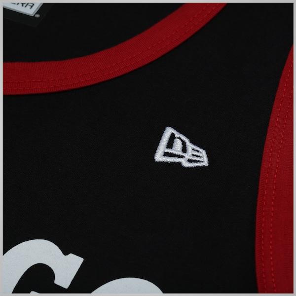 216aa97016d51 ... Camiseta Regata New Era Basic Logo Chicago Bulls - Masculina ...