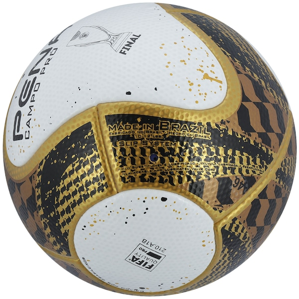 ab6b0104d33bb Bola de Futebol de Campo Penalty S11 Pró VII Final Paulista
