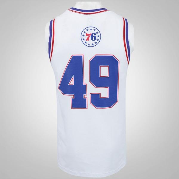 b1054a280 Camiseta Regata NBA Philadelphia 76ers Retrô - Masculina