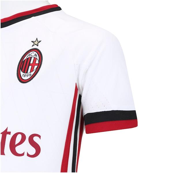Camisa Milan II 17 18 adidas - Infantil ea8b8bfbfcfdf