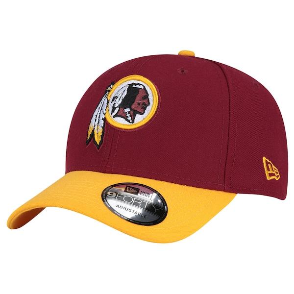 Boné Aba Curva New Era Washington Redskins Basic - Snapback - Adulto