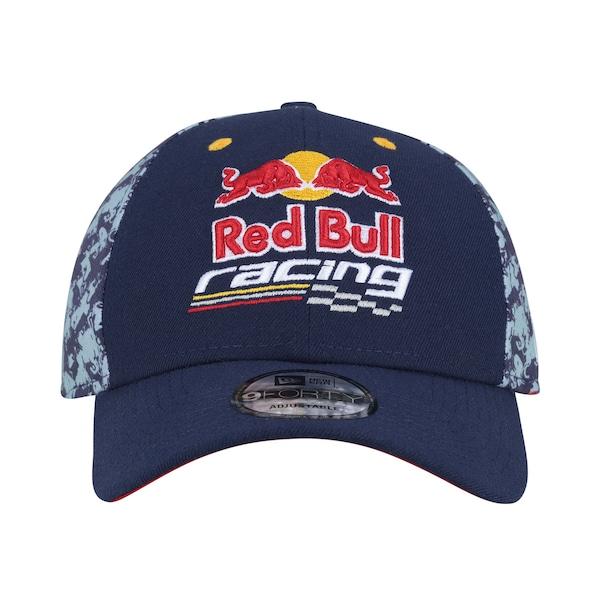 Boné New Era 940 Red Bull Racing HP SN Visor - Snapback - Adulto