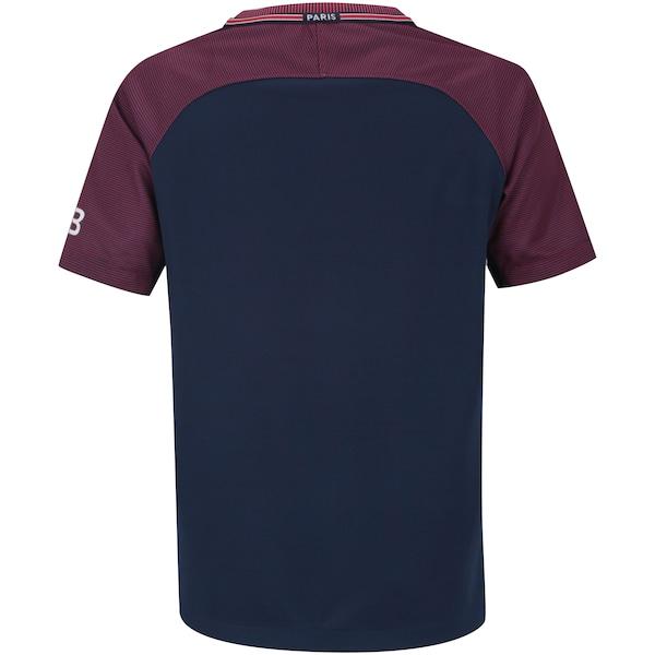 44b81b840 Camisa PSG I 17 18 Nike - Infantil