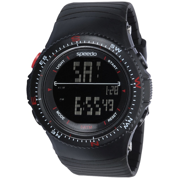 Relógio Digital Speedo 81087G - Masculino