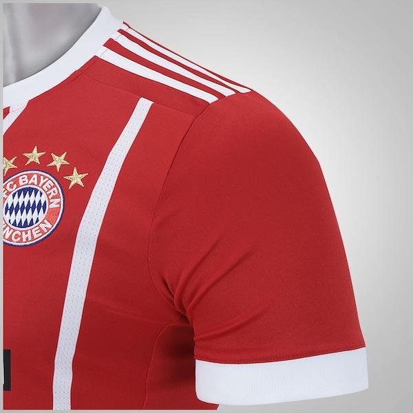 984dfd30fb Camisa Bayern de Munique I 17/18 adidas - Masculina