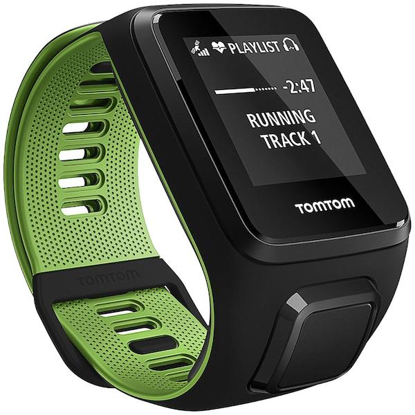 Monitor Cardíaco com GPS Tomtom Runner 3 Music