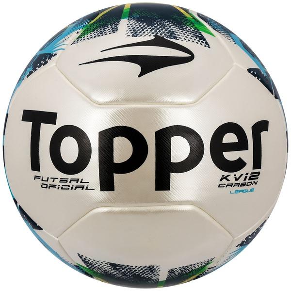 Bola de Futsal Topper KV Carbon League