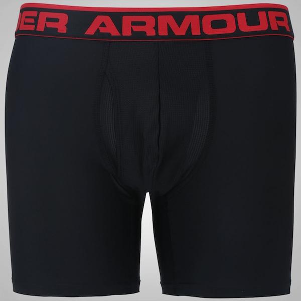 Cueca Boxer Under Armour Boxerjock Twist 6 - Adulto