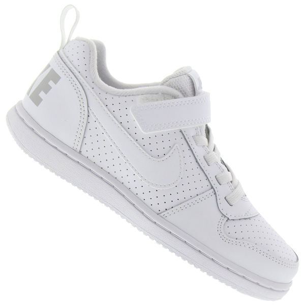 3ed067ea651 Tênis Nike Court Borough Low - Infantil