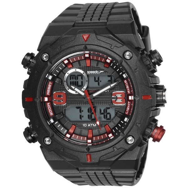 Relógio Digital Analógico Speedo 80608G0 - Masculino