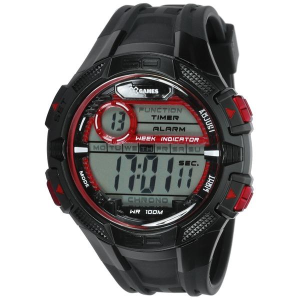 Relógio Digital X Games XMPPD385 - Masculino