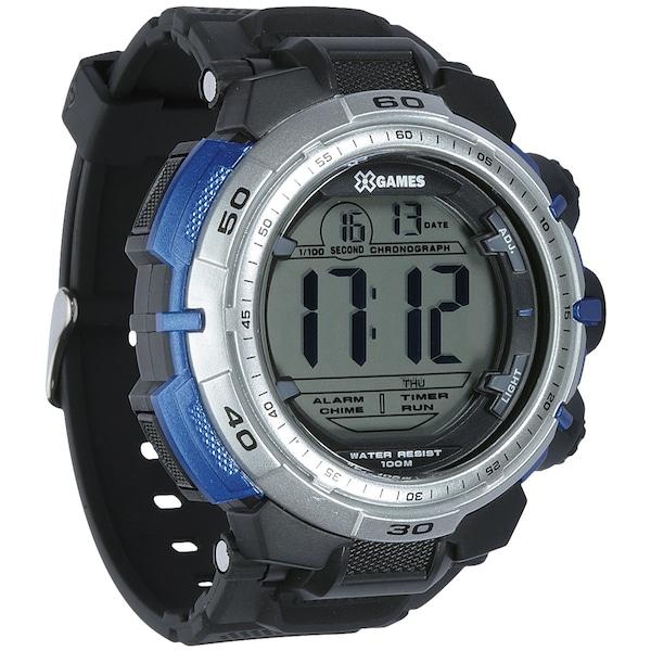 Relógio Digital X Games XMPPD404 - Masculino