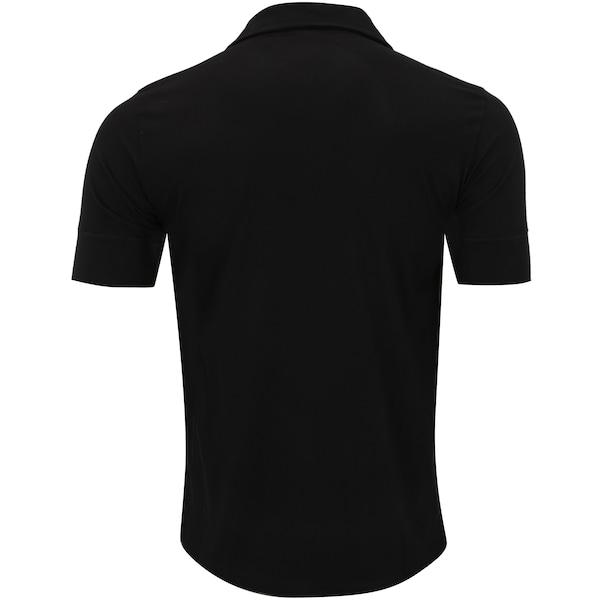 4d6ed7a1a7d7c Camisa Polo do Corinthians Lurex Especial - Masculina