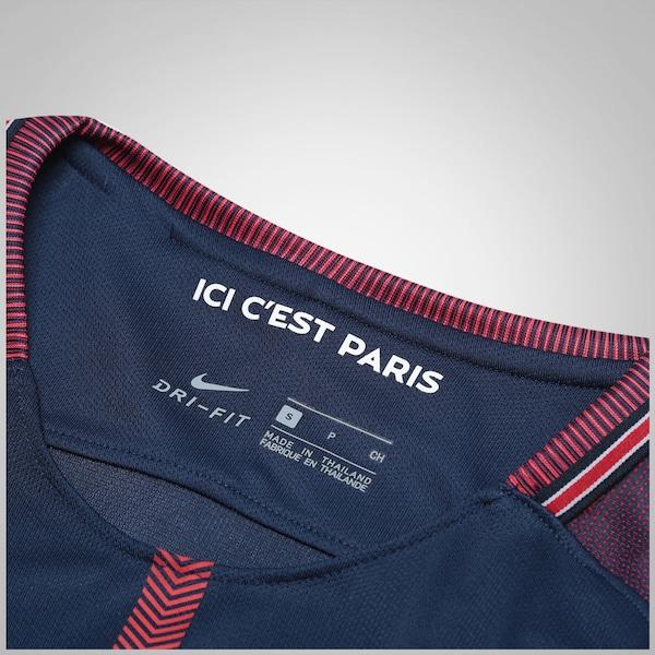 3d93f159d93cc Camisa PSG I 17 18 Nike - Masculina