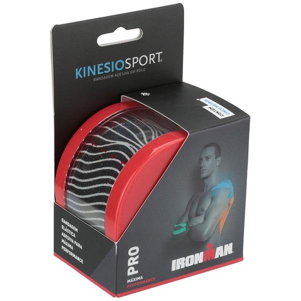 Bandagem Elástica Adesiva Kinesio Sport Ironman