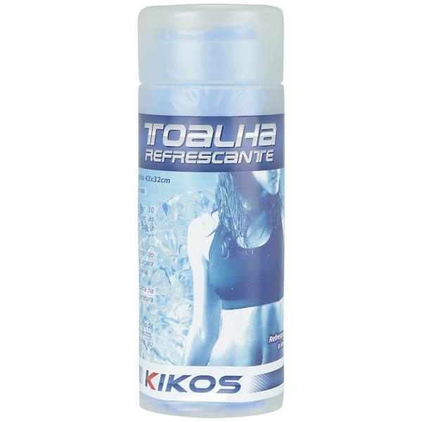 Kit Treino Funcional Kikos: Corda de Pular, Roda de Exercícios Abdominais, Squeeze e Toalha