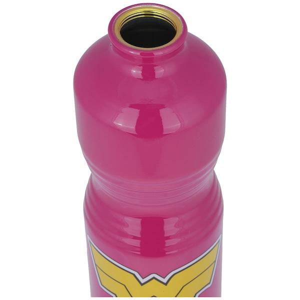 Squeeze de Alumínio Liga da Justiça Mulher Maravilha - 600ml