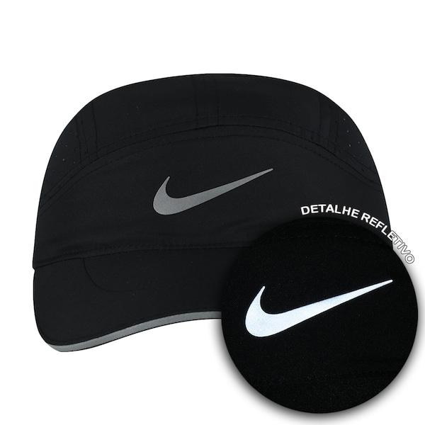 4ecd17fca ... Boné Aba Curva Nike Aerobill TW Elite - Strapback - 5 Panel - Adulto