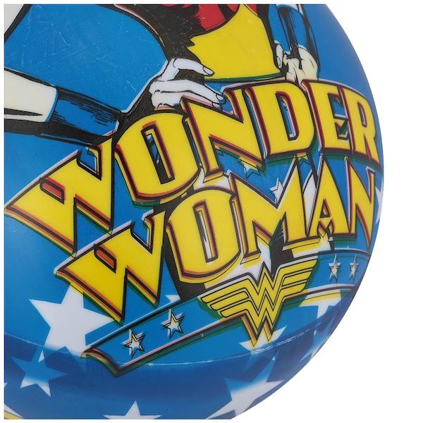 Bola de Vinil Liga da Justiça Mulher Maravilha nº 8