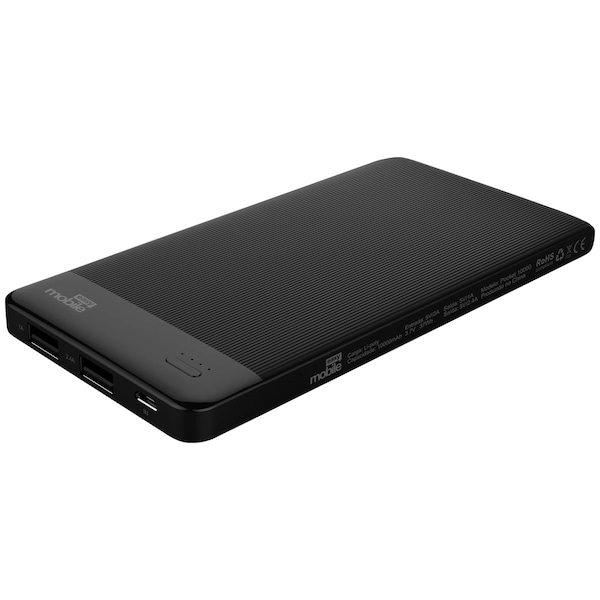 Carregador Portátil Power Bank Easy Mobile Pocket 10000 Turbo