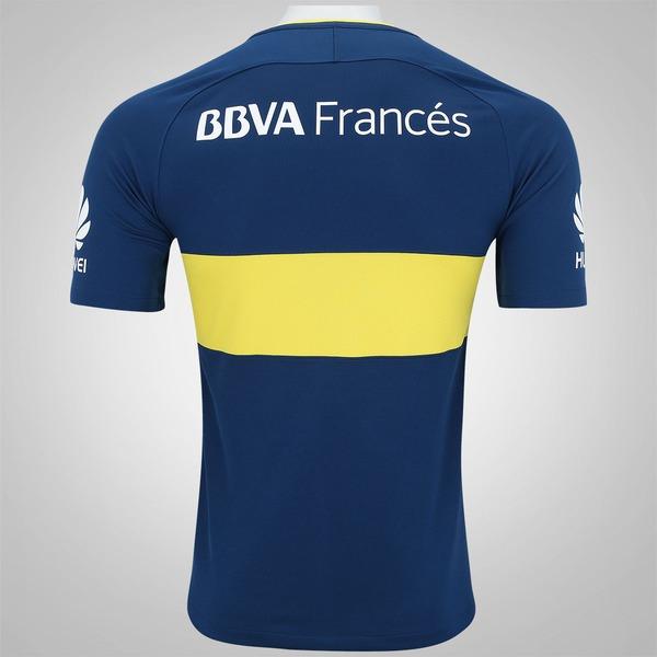 ae4313037d30e Camisa Boca Juniors I 17 18 Nike - Masculina