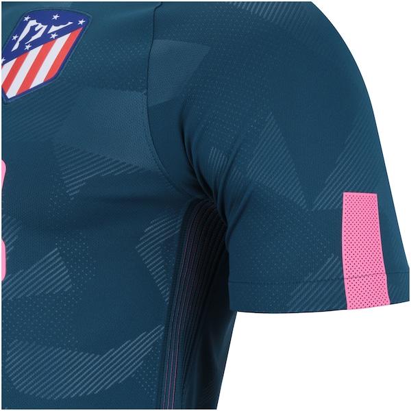 8543e3af1ca65 Camisa Atlético de Madrid III 17 18 Nike - Masculina