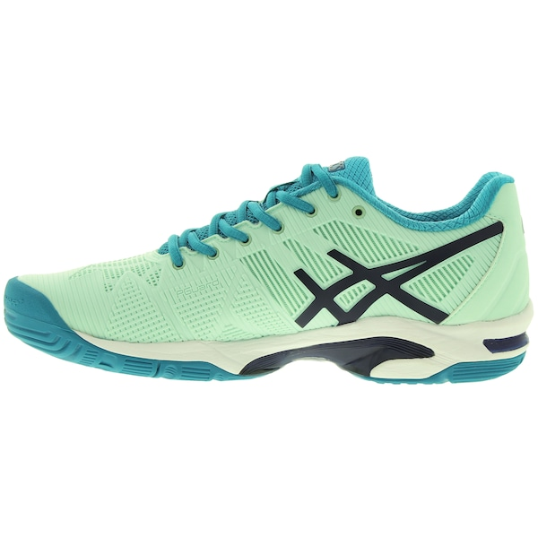 69c5f148e5465 Tênis Asics Gel Solution Speed 3 - Feminino