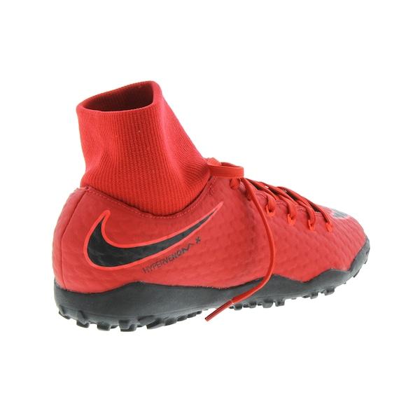 9922b69e756e6 ... Chuteira Society Nike Hypervenom X Phelon III DF TF - Adulto ...
