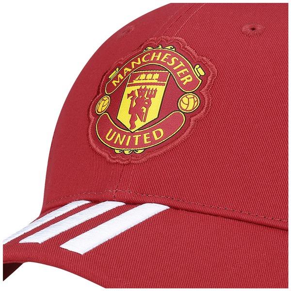 af838147e Boné Manchester United 3S adidas - Strapback - Adulto