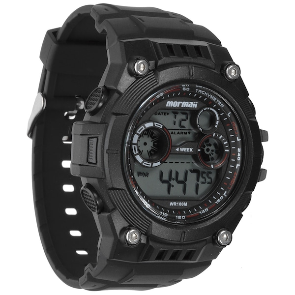 Relógio Digital Mormaii MO9000A - Masculino