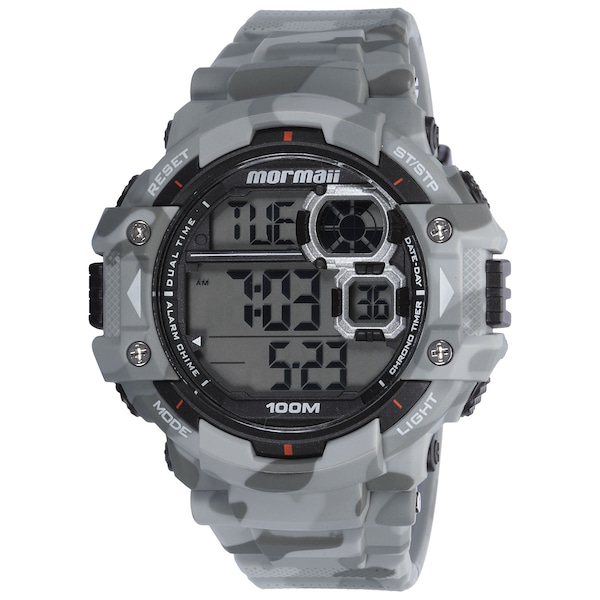 Relógio Digital Mormaii MO13609A - Masculino