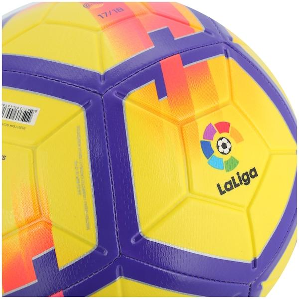 Bola de Futebol de Campo Nike Strike La Liga e2b74bf8449de