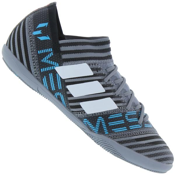 3b23740397 Chuteira Futsal adidas Nemeziz Messi Tango 17.3 IN- Infantil ...