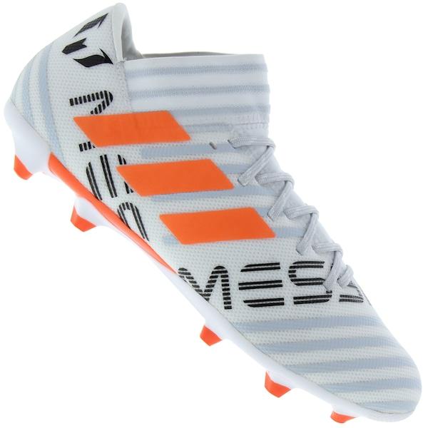 a8d87e37170c9 Chuteira de Campo adidas Nemeziz Messi 17.3 FG - Adulto