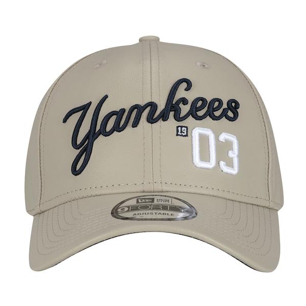 Boné New Era 9FORTY New York Yankees - Snapback - Adulto