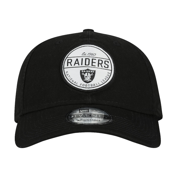 Boné New Era 9TWENTY Oakland Raiders Core Class - Strapback - Adulto