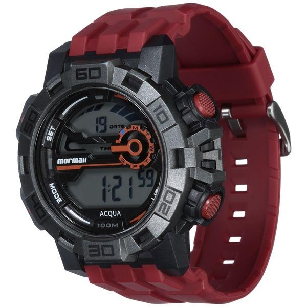 Relógio Digital Mormaii MO1132AF - Masculino