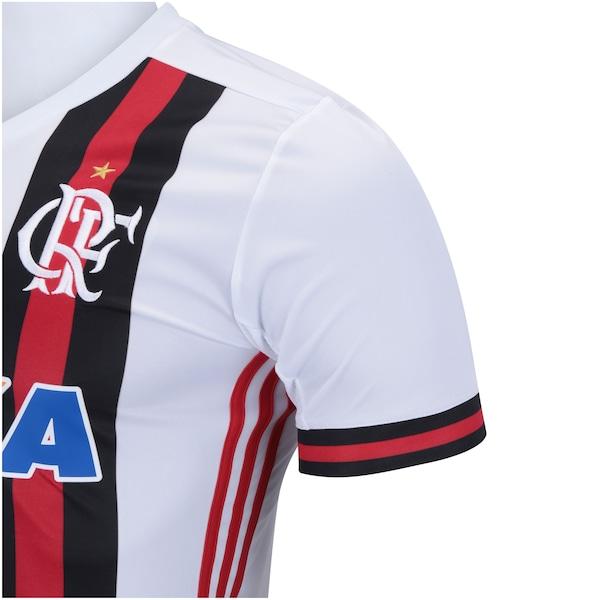 a13149b43 ... Camisa do Flamengo II 2017 adidas com Patrocínio - Masculina