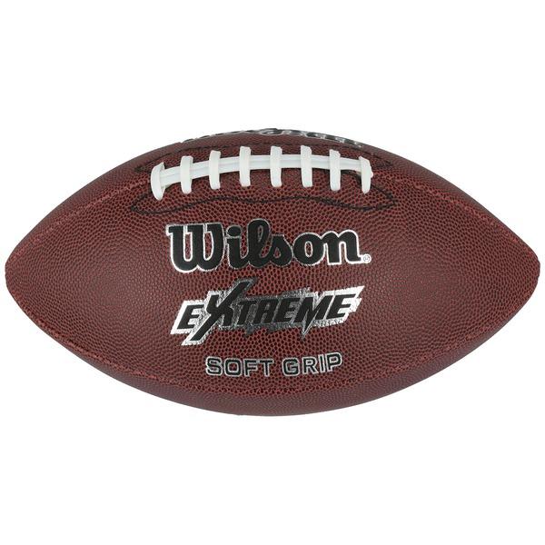 Bola de Futebol Americano Wilson Extreme Soft Grip