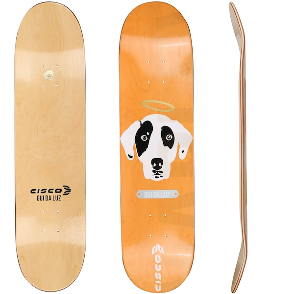 Shape Street Cisco Dog Marley Gui da Luz