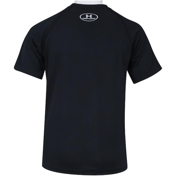 c2c8d788c40 Camiseta Under Armour Tech Big Logo SS - Infantil