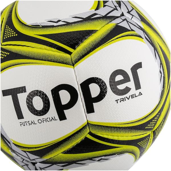 0c1c90f72cbf1 Bola de Futsal Topper Trivela V12