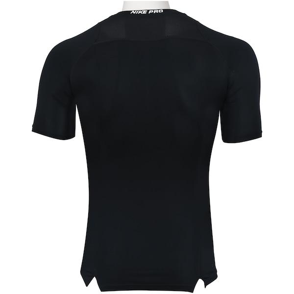 4d4f0be376b49 Camisa de Compressão Nike Pro Top SS - Masculina